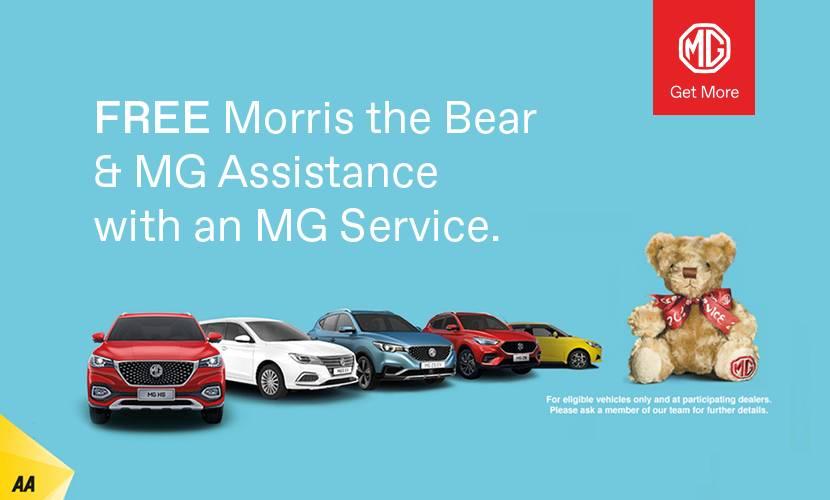 New MG Morris