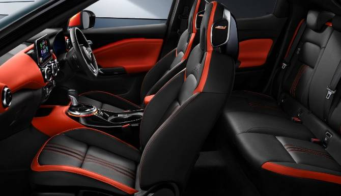 new nissan juke interior seating layout banner