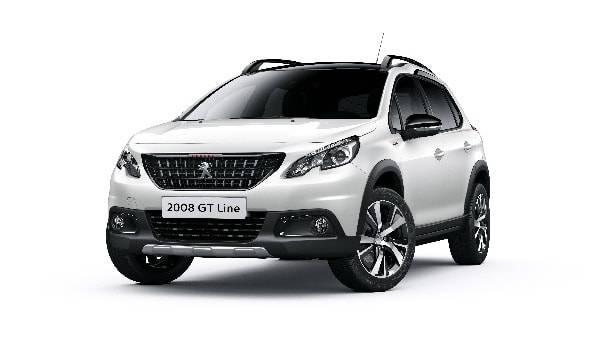 New Peugeot 2008 SUV Crossover