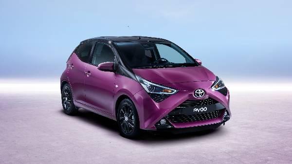 New Toyota Aygo