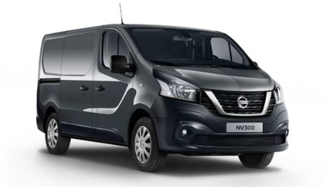 New vans at howards motor group