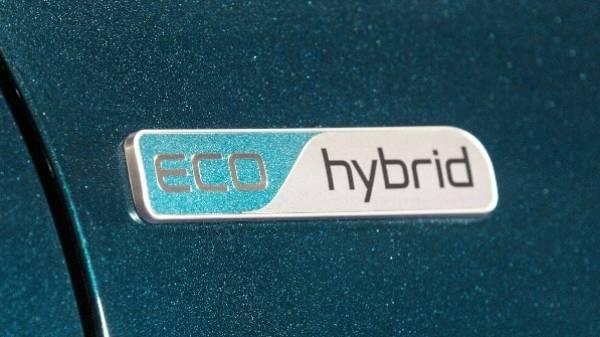 Niro eco hybrid