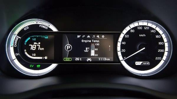 Niro Heads up display