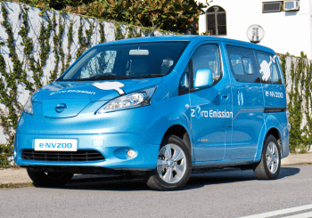 Nissan Launches 7-Seat All-Electric MPV