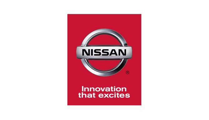 Nissan brand block