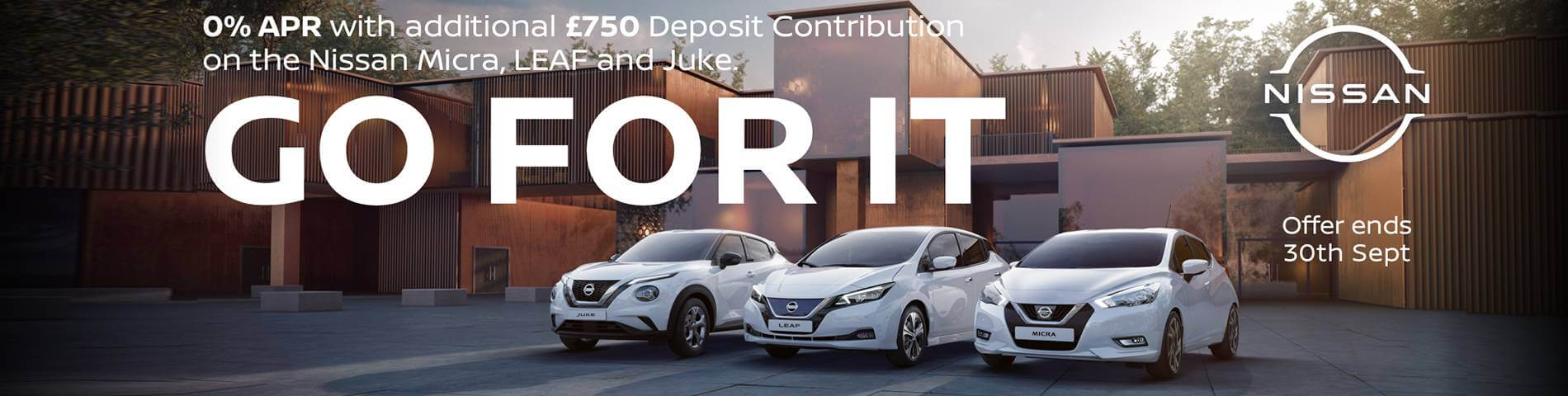 Go For It with Nissan