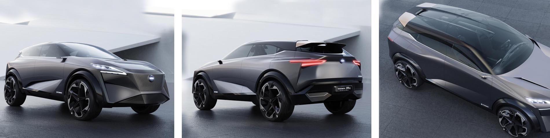 2021 Nissan IMQ