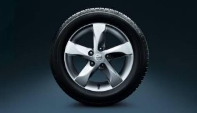 Nissan Juke 16 Alloys