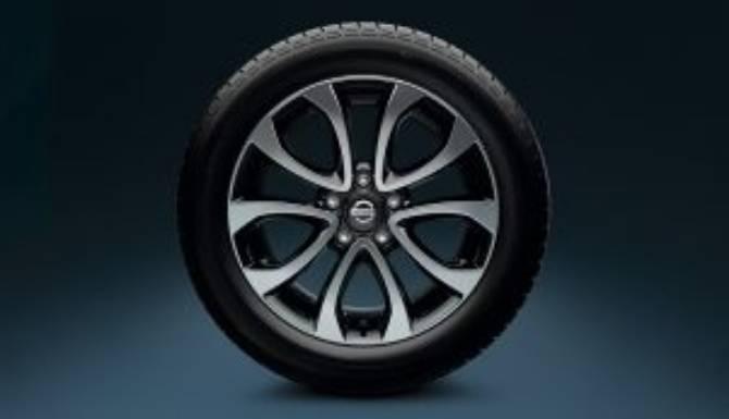 Nissan Juke 17 Sport Wheels