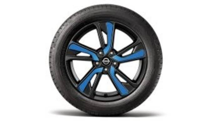 Nissan Juke 18 Wheels