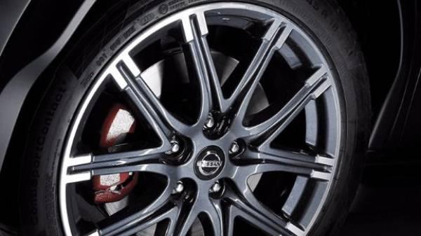 Nissan Juke alloy 1