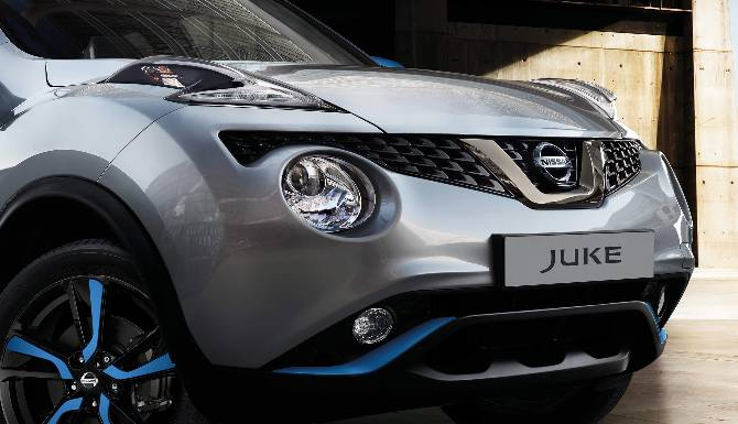 Nissan Juke Front Bumper