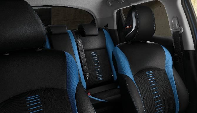 Nissan Juke Seats