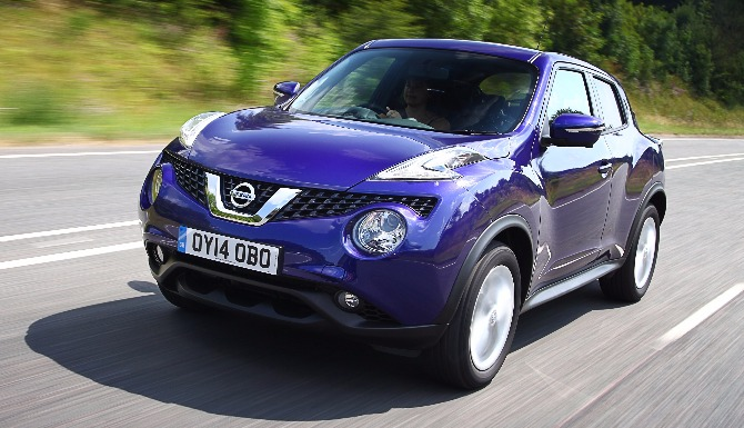 NISSAN JUKE USED CAR
