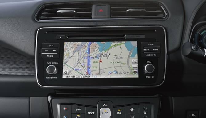 Nissan LEAF 2018 Connectivity