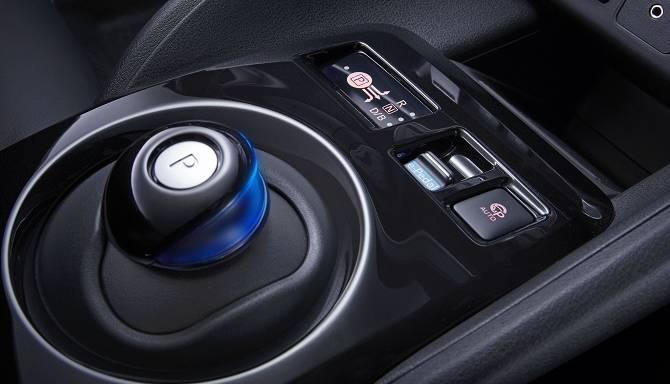 Nissan LEAF 2018 Start / Stop