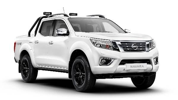 Nissan Navara White RHS