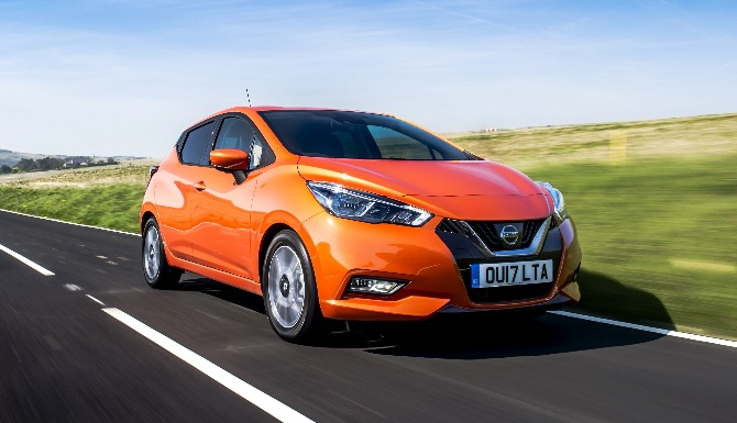 NISSAN NEW CAR MICRA