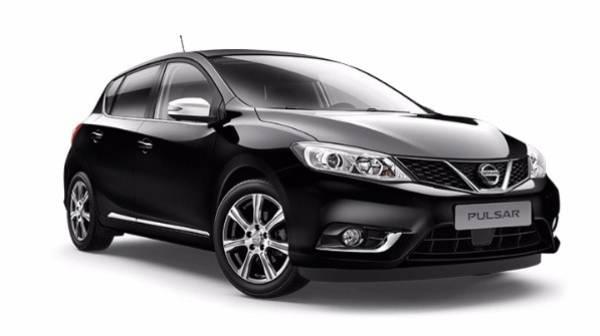 Nissan Pulsar Black