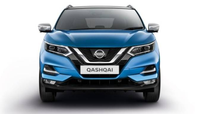 Nissan Qashqai 2019 Exterior Front Side
