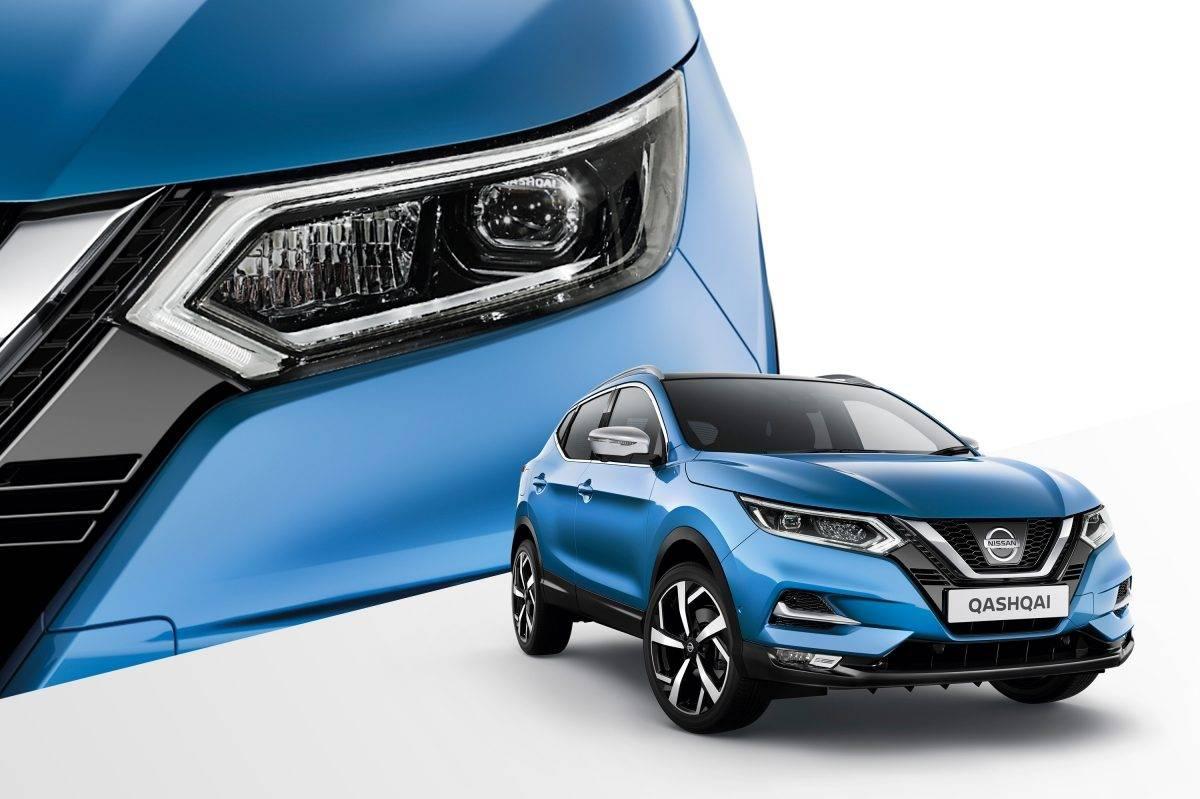 Nissan Qashqai 2019 Exterior Highlights 2