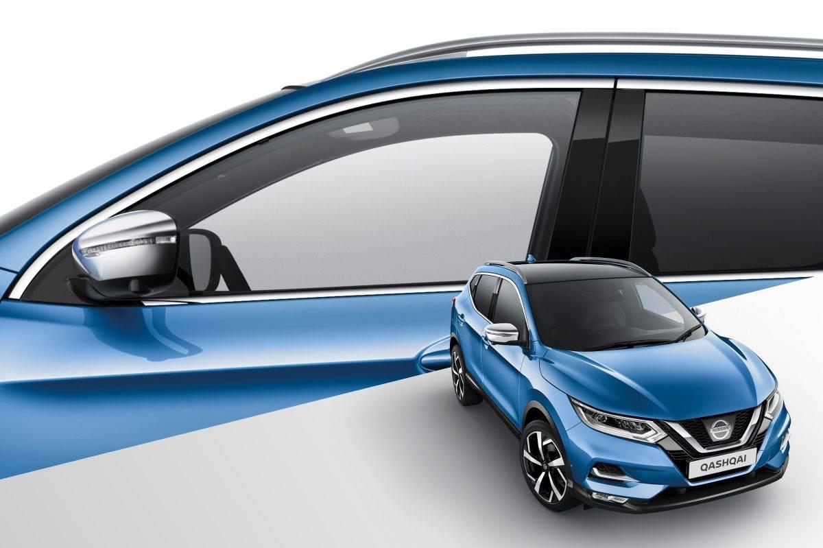 Nissan Qashqai 2019 Exterior Highlights 4