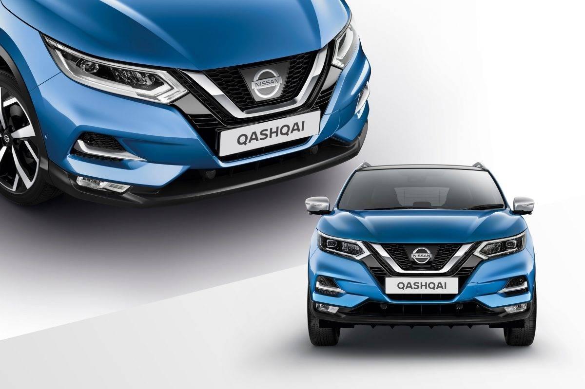 Nissan Qashqai 2019 Exterior Highlights