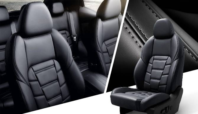Nissan Qashqai 2019 Interior Seats