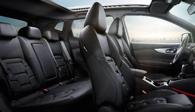 Nissan Qashqai 2019 Spacious Interior
