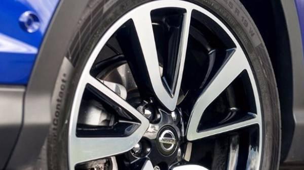 Nissan Qashqai Alloy 5