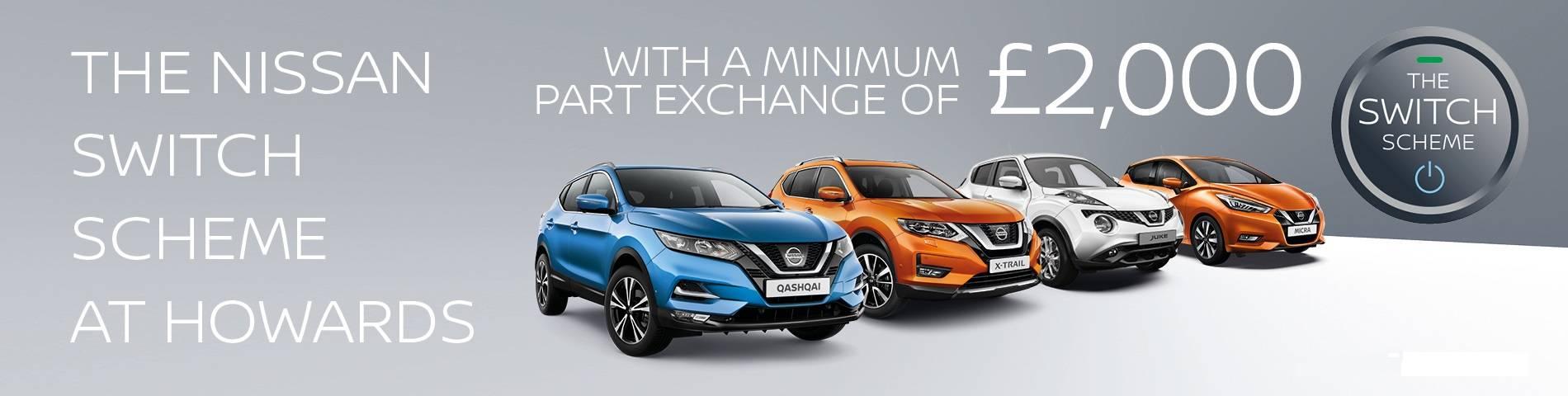 Nissan Scrappage Scheme