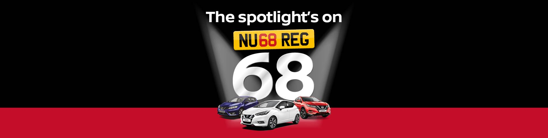 Nissan VIP 68 Reg