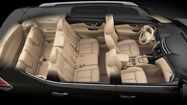 NISSAN X-TRAIL - 7 SEATER.