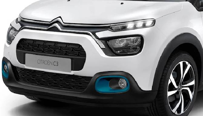 personalised styling new citroen c3