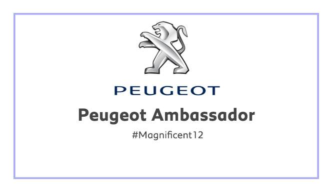 Employee Selected As A Brand Ambassador For Peugeot