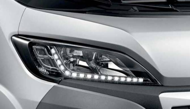 Step Van For Sale >> New Peugeot Boxer: Pannel Van For Sale