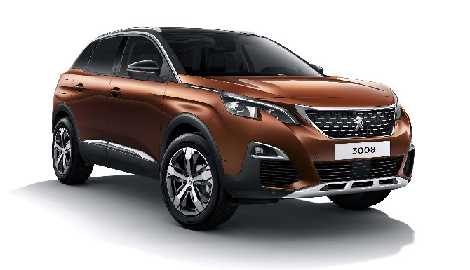 Peugeot 3008 SUV Model Review
