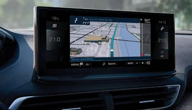 Peugeot3008_ConnectedNavigation