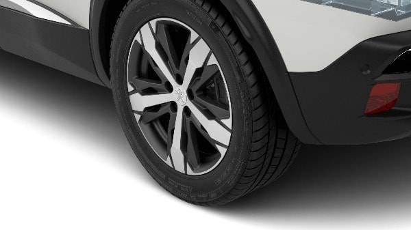 PEUGEOT 3008 ALLOY WHEEL