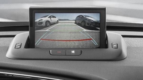 Peugeot 3008 Dash Mounted Reversing Camera