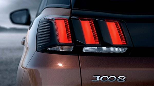 Peugeot 3008 Rear light