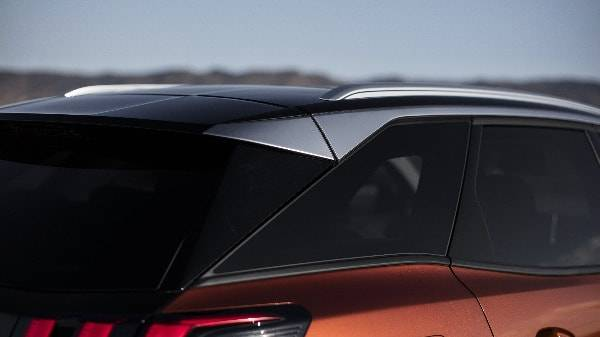 PEUGEOT 3008 TWO TONED ROOF