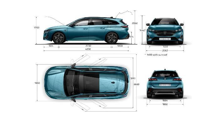 Peugeot308SW-Dimensions
