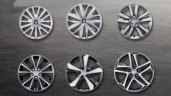 peugeot 308sw alloy wheel choice