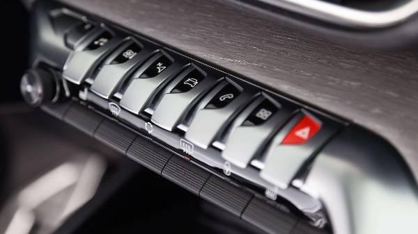 peugeot 5008 suv - chrome shortcut keys