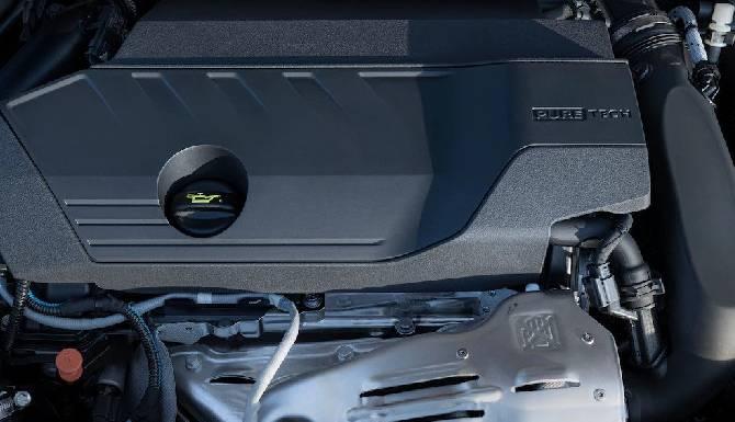 Peugeot 508 PSE engine