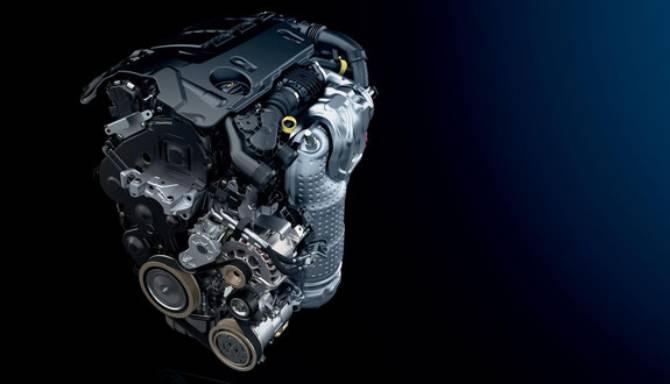 Peugeot 508 SW Diesel Engine