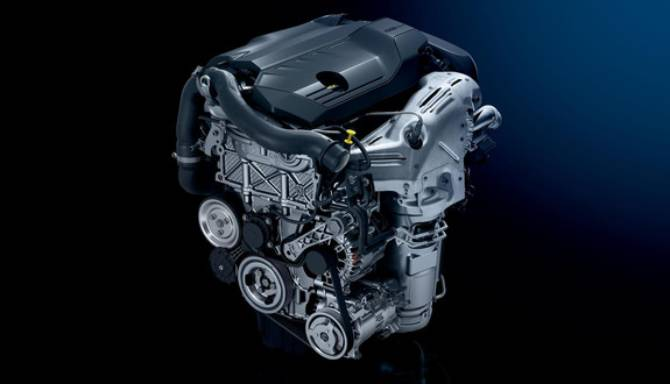 Peugeot 508 SW Essence Engine