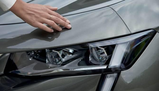 Peugeot 508 SW Front Light