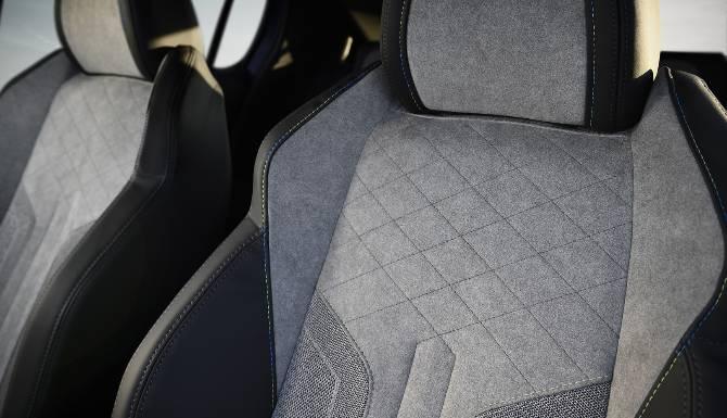 Peugeot All-New 208 Interior Seats